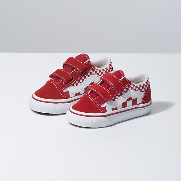 Toddler Mix Checker Old Skool V