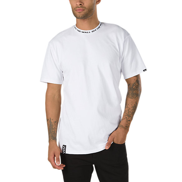Off The Wall Jacquard T-Shirt